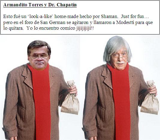 Armandito - Chapatin