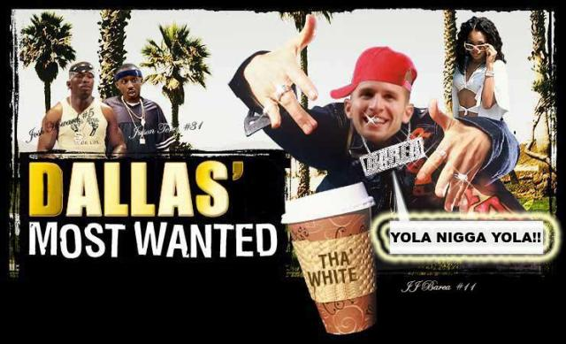 Dallas Most Wanted