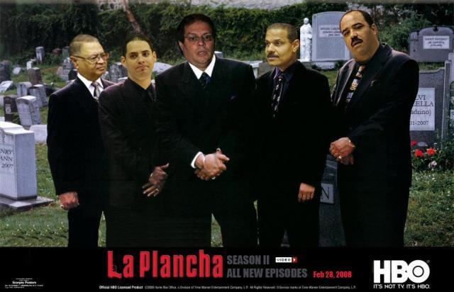 La Plancha - Season II