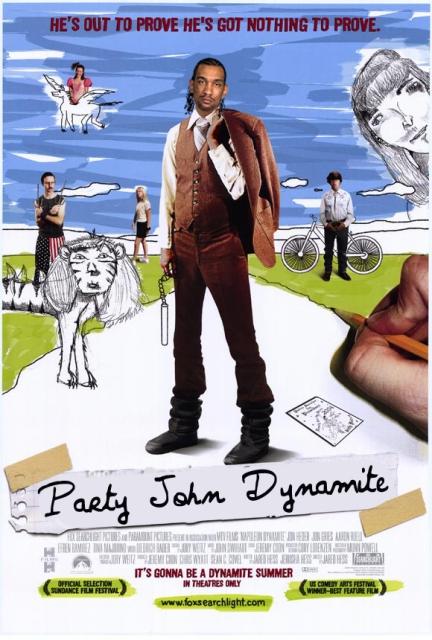 Party John Dynamite